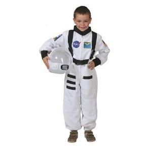Astronauten Kostüm für Kinder
