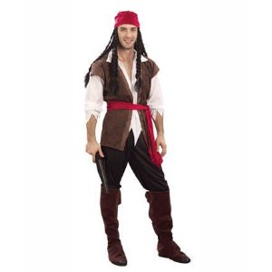 Herren-Kostüm Pirat