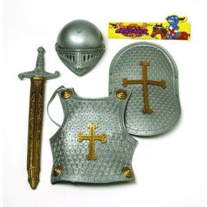 faschingskostüme für kinder Ritterrüstung für Kinder, 4-teilig