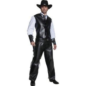 Revolverheld Wilder Westen Revolver Cowboy Kostüm
