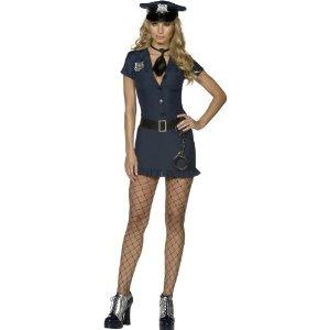 Kostüm Kleid Sexy Polizistin Polizei Kostüme