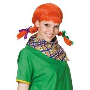 Pippi Perücke Erwachsene