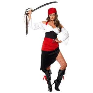 Piratinnenkostüm