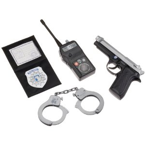 Simba 108102669 - Polizei Grundausstattung