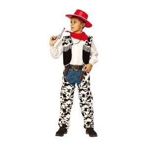 Kinderkostüm Cowboy luxe Jungen 4-6 J