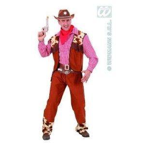 Kostüme Cowboy Herren Western Sheriff
