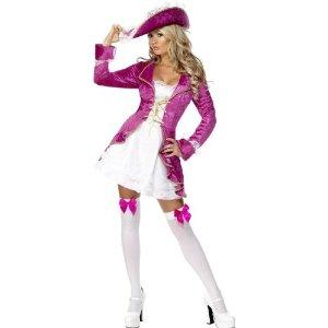 Sexy Piratinnenkostüm Kostüm Piratin Seeräuber