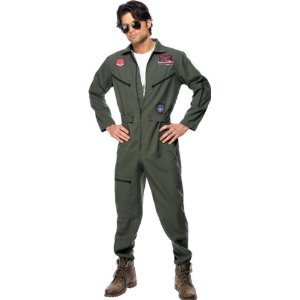 Top Gun Piloten-Kostüm für Herren